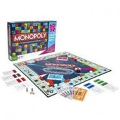 London 2012 Monopoly Board Game