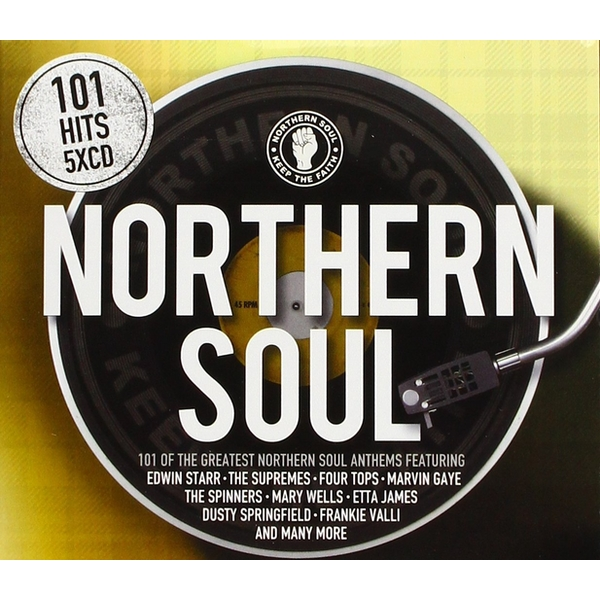 101 Northern Soul CD