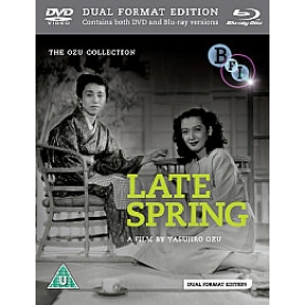 Late Spring Blu-ray & DVD