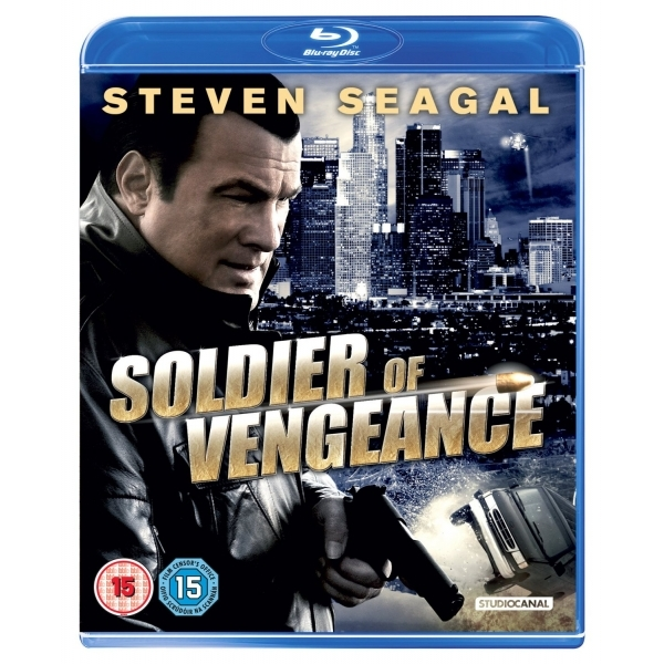 Soldier Of Vengeance Blu-ray