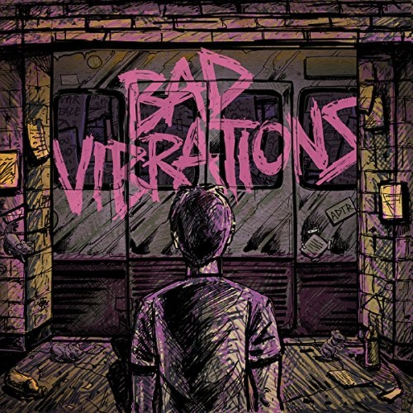 A Day To Remember - Bad Vibrations Vinyl