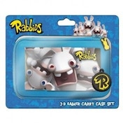 Ex-Display Raving Rabbids 3D Gamer Carry Case Style 2 3DS Used - Like New