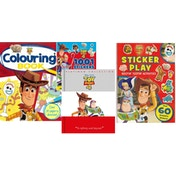 Disney Toy Story 4 Sticker and Activity Book Collection