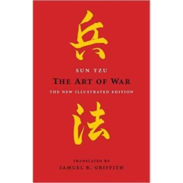 The Art Of War: The Illustrated Edition by Sun Tzu (Other book format, 2005)