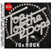 Various Artists - TOTP 70s Rock Music CD