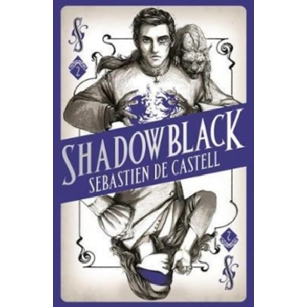 Shadowblack : Book Two (Paperback, 2017)