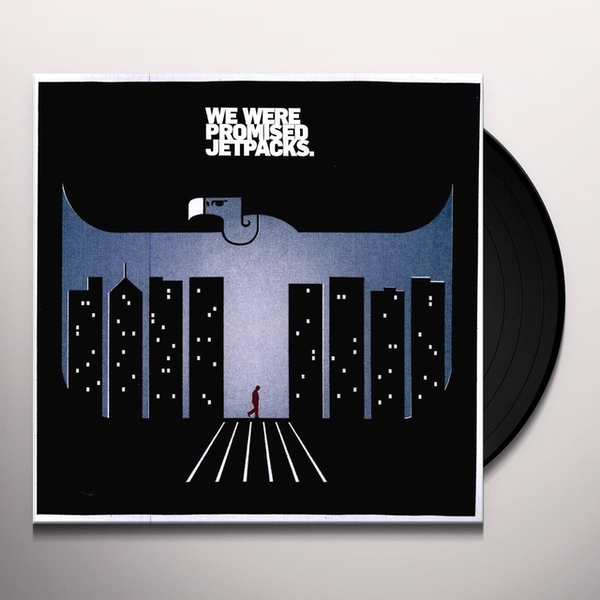 In The Pit Of The Stomach - We Were Promised Jetpacks Vinyl