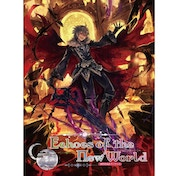 Force of Will TCG FOW Lapis Cluster 04 Booster  Echoes of the New World - 36 Packs