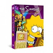 Ex-Display The Simpsons: Season 9 DVD Used - Like New