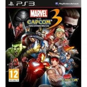 Marvel vs Capcom 3 Fate Of Two Worlds Game PS3