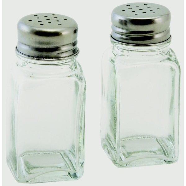 Chef Aid Salt Pepper Shakers