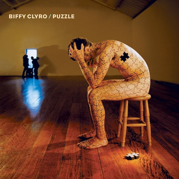 Biffy Clyro ‎– Puzzle Limited Edition Vinyl