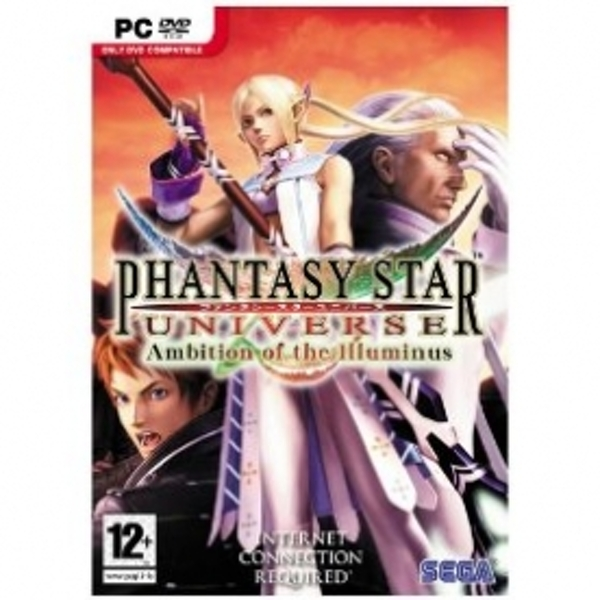 Phantasy Star Universe Ambition Of The Illuminus Game PC