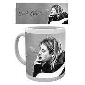 Kurt Cobain Smoking Mug