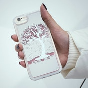 Thumbs Up! Cherry Tree Phone Case