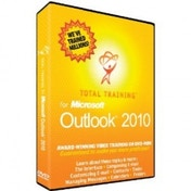 Total Training Microsoft Outlook 2010 PC