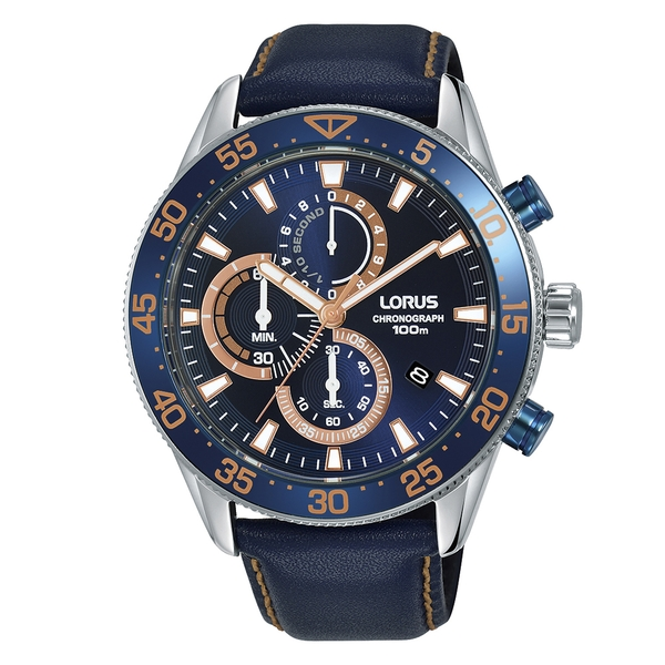 Lorus RM341FX9 Mens Chronograph Dress Watch