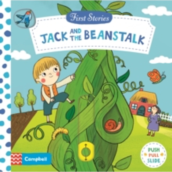 Jack and the Beanstalk (Board book, 2016)