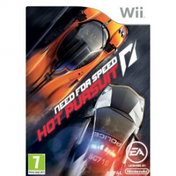 Need For Speed Hot Pursuit NFS Game Wii