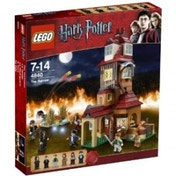 Lego Harry Potter 4840 The Burrow