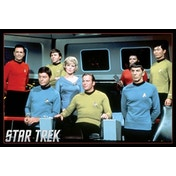 Star Trek Cast 1000 Pieces Puzzle