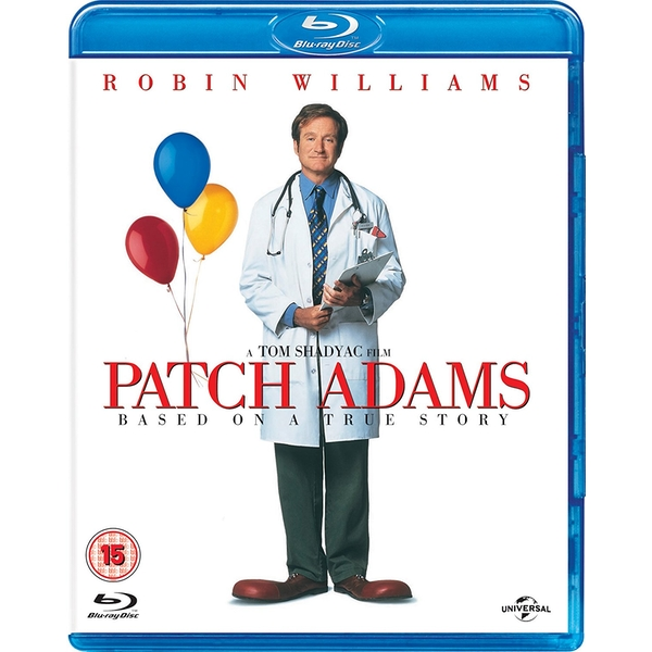 Patch Adams Blu-ray DVD