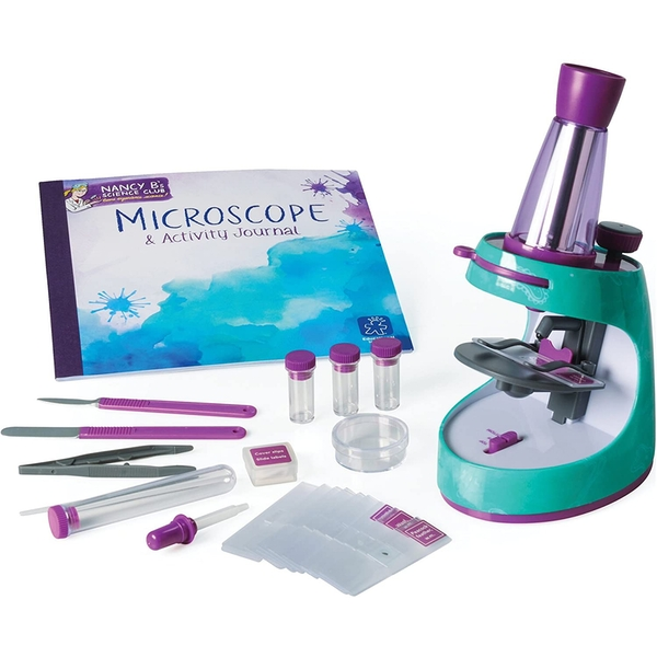 Learning Resources Microscope and Activity Journal