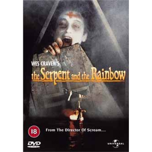 The Serpent And The Rainbow DVD
