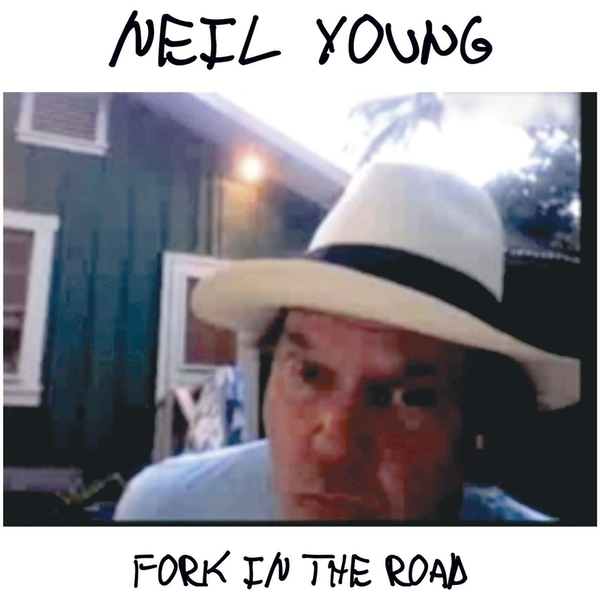 Neil Young - Fork In The Road Vinyl