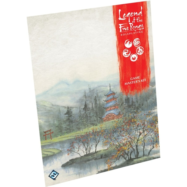 Legend of the Five Rings RPG: Game Master's Kit