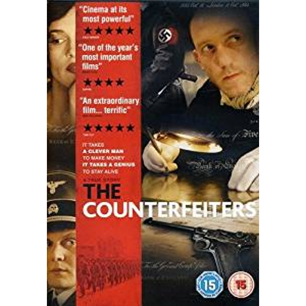 The Counterfeiters DVD