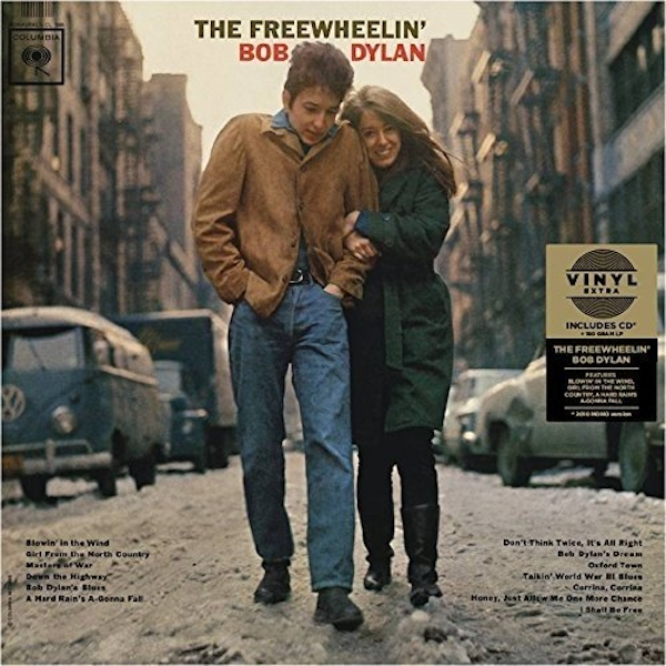 Bob Dylan - The Freewheelin Vinyl