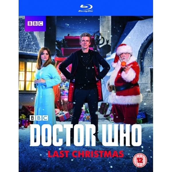Doctor Who Last Christmas Blu-ray - Image 1