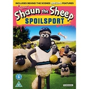 Shaun The Sheep - Spoilsport DVD