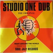 Soul Jazz Records Presents - Studio One Dub Vinyl