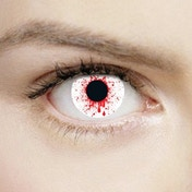 Bloodshot Drops 1 Day Halloween Coloured Contact Lenses (MesmerEyez XtremeEyez)