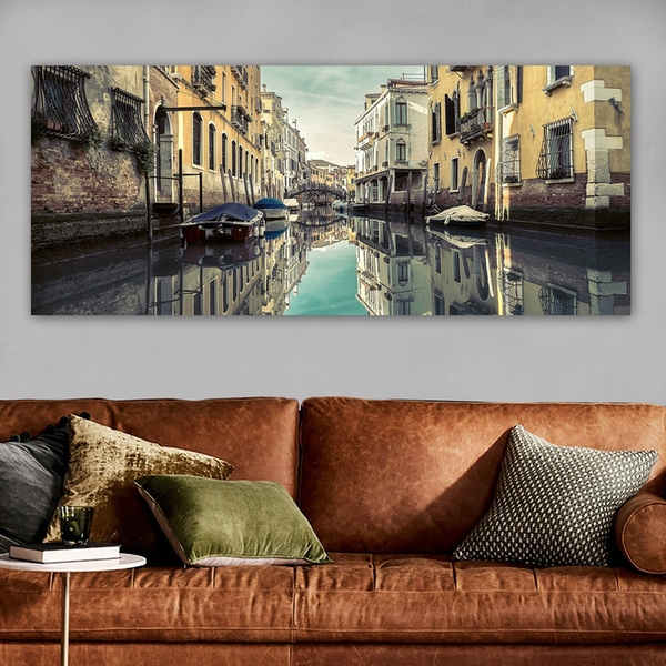 YTY103397672771_50120 Multicolor Decorative Canvas Painting