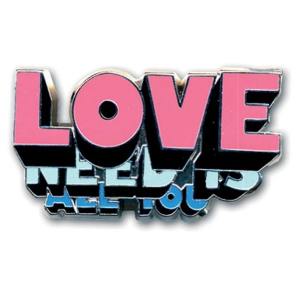 The Beatles - All you need is love Pin Badge