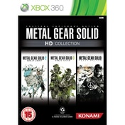 Metal Gear Solid HD Collection Game Xbox 360