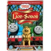 Thomas & Friends The Lion Of Sodor DVD