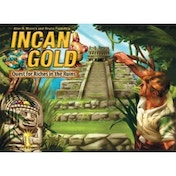 Incan Gold 2nd Edition Game