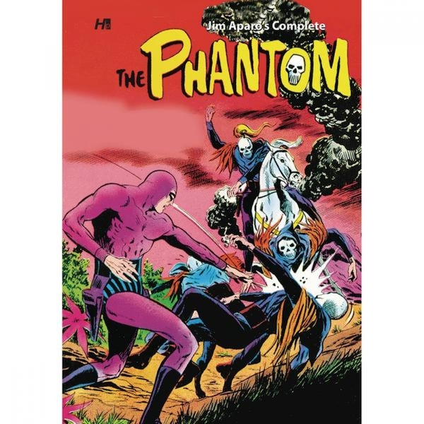 Complete Jim Aparo  Charlton's The Phantom Hardcover