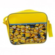 Despicable Me Minion Courier Messenger Bag
