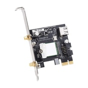 Gigabyte GC-WB1733D-I networking card Internal WLAN/Bluetooth 1733 Mbit/s