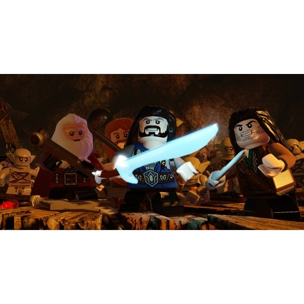 LEGO The Hobbit (with Side Quest Character Pack DLC) Xbox 360 Game - Image 4