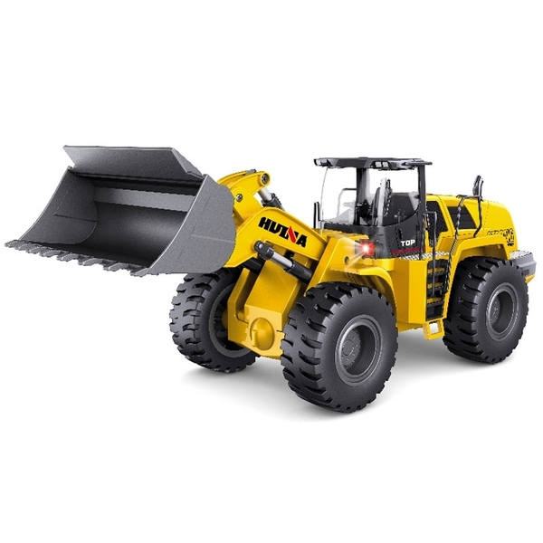 HUINA 1/14th Alloy 10 Channel 2.4G 1583 Wheeled Loader
