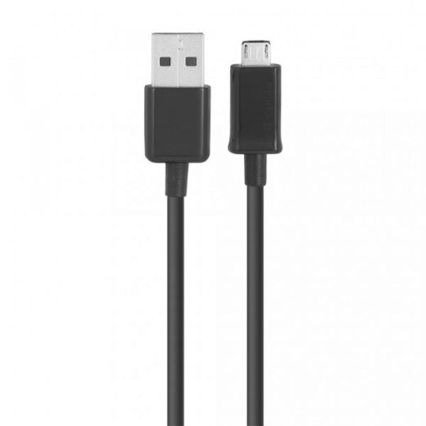 Dynamode USB 2.0 Cable - USB Male to Micro USB  Black 1M
