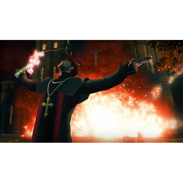 Saints Row The Third The Full Package Game PC - Image 3