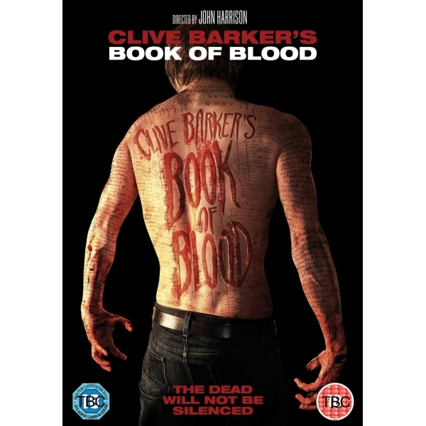 Clive Barker Book Of Blood DVD