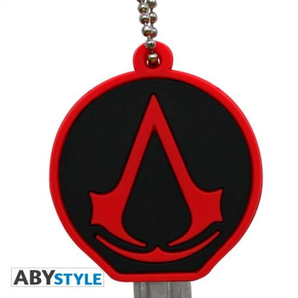 Assassin's Creed - Crest PVC Key Cover